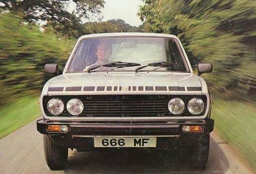 FIAT X 1/9 (128 AS) 1.5