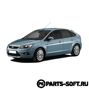 FORD FOCUS II (DA_) 2.5 RS