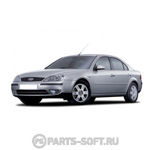 FORD MONDEO III седан (B4Y) 2.2 TDCi