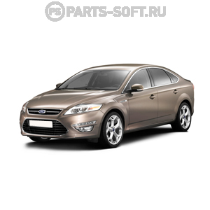 FORD MONDEO IV 1.6 TDCi