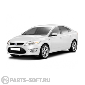 FORD MONDEO IV седан 2.3