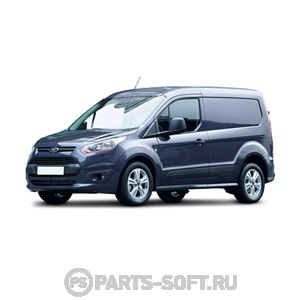 FORD TRANSIT CONNECT фургон 1.6 TDCi