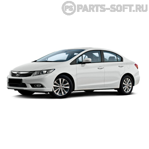 HONDA CIVIC IX седан (FB, FG) 1.8