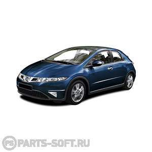 HONDA CIVIC VIII Hatchback (FN, FK) 1.4