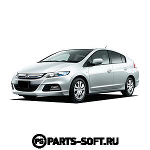 HONDA INSIGHT (ZE_) 1.3 Hybrid