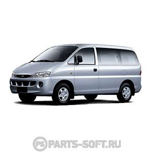 HYUNDAI H-1 / STAREX 2.5 TD 4WD