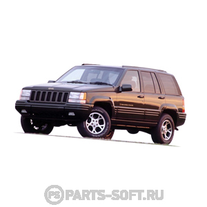 JEEP GRAND CHEROKEE I (ZJ) 5.2 Limited 4x4