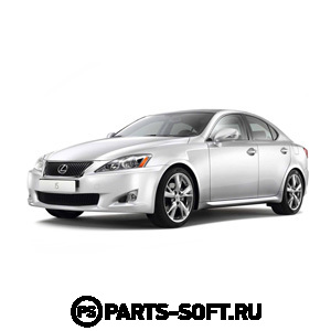 LEXUS IS II (GSE2_, ALE2_, USE2_) 250