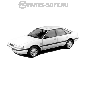 MAZDA 626 III Hatchback (GD) 2.0