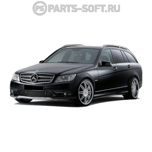 MERCEDES-BENZ C-CLASS T-Model (S204) C 200 CDI (204.207)