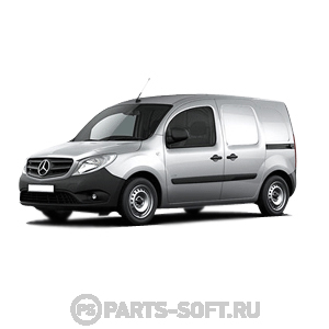 MERCEDES-BENZ CITAN фургон (415) 112 (415.603)