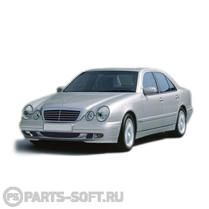 MERCEDES-BENZ E-CLASS (W210) E 290 Turbo-D (210.017)