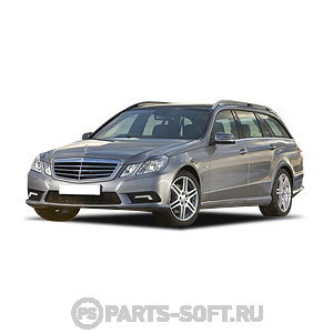 MERCEDES-BENZ E-CLASS T-Model (S212) E 350 BlueTEC 4-matic