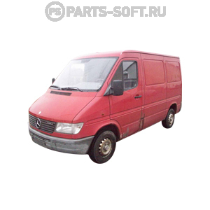 MERCEDES-BENZ SPRINTER 2-t фургон (901, 902) 216 CDI