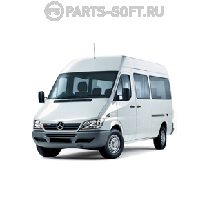 MERCEDES-BENZ SPRINTER 3-t автобус (903) 310 D  4x4