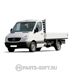MERCEDES-BENZ SPRINTER 3,5 c бортовой платформой/ходовая часть (906) 309 CDI (906.131, 906.133, 906.135, 906.231, 906.233...)