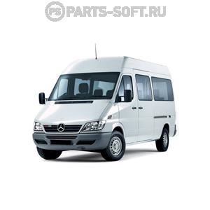MERCEDES-BENZ SPRINTER 4-t автобус (904) 408 CDI