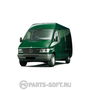 MERCEDES-BENZ SPRINTER 4-t фургон (904) 413 CDI