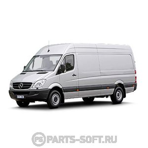 MERCEDES-BENZ SPRINTER 4,6-t фургон (906) 416 CDI (906.653, 906.655, 906.657)