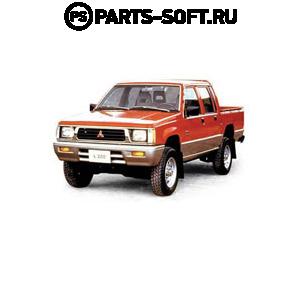 MITSUBISHI L 200 (K3_T, K2_T, K1_T, K0_T) 2.6 4WD (K33T)