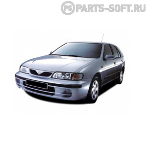 NISSAN ALMERA I Hatchback (N15) 1.6