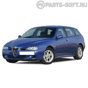 ALFA ROMEO 156 Sportwagon (932) 2.4 JTD (932BXC)