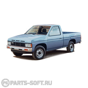NISSAN PICK UP (D21) 2.5 D