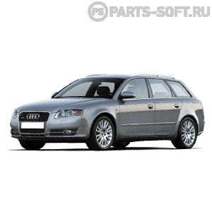 AUDI A4 Avant (8ED, B7) 2.0 TFSI quattro