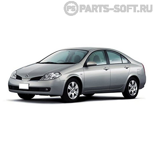 NISSAN PRIMERA Hatchback (P12) 1.9 dCi
