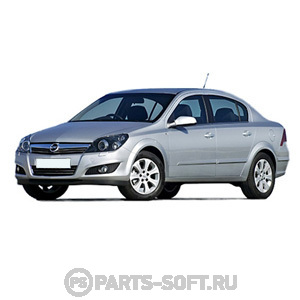 OPEL ASTRA H седан 1.8