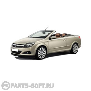 OPEL ASTRA H TwinTop 1.9 CDTi