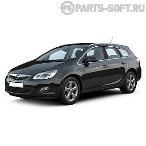OPEL ASTRA J Sports Tourer 1.6