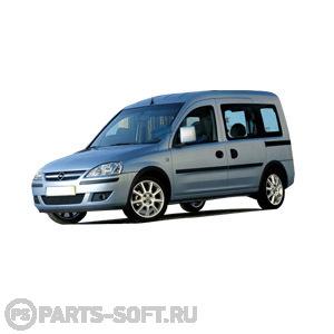 OPEL CORSA C фургон (F08, W5L) 1.2