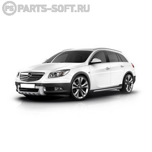 OPEL INSIGNIA Sports Tourer 2.8 V6 Turbo OPC 4x4