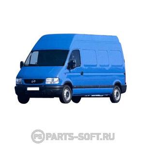 OPEL MOVANO фургон (F9) 2.5 CDTI