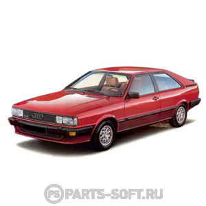 AUDI COUPE (81, 85) 1.8 GT