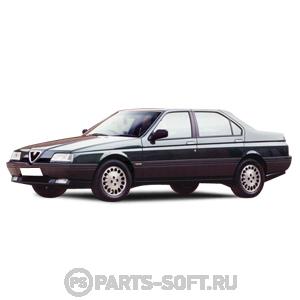 ALFA ROMEO 168 (164) 2.0 V6 Turbo (164.A2G, 164.A2F)