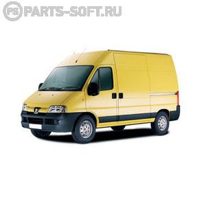 PEUGEOT BOXER фургон (230L) 2.5 D 4x4