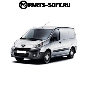 PEUGEOT EXPERT фургон (VF3A_, VF3U_, VF3X_) 2.0 HDi 100