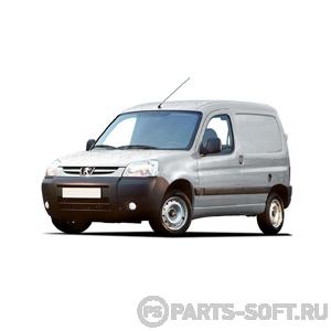 PEUGEOT PARTNER фургон 1.6