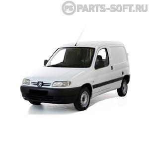 PEUGEOT PARTNER фургон (5) Electric