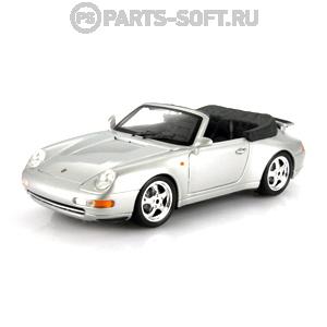PORSCHE 911 кабрио (993) 3.8 Carrera