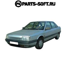 RENAULT 21 седан (L48_) 2.0 Turbo 4x4 (L48L)