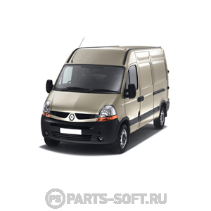 RENAULT TRAFIC II фургон (FL) 2.0 dCi 90 (FL0H)