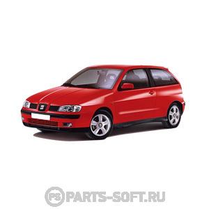 SEAT IBIZA III (6K1) 1.6