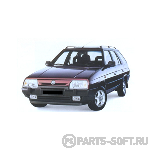 SKODA FAVORIT Forman (785) 1.3 (135)