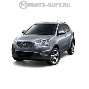 SSANGYONG ACTYON II 2.0