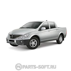SSANGYONG ACTYON SPORTS I (QJ) 2.0 Xdi 4WD