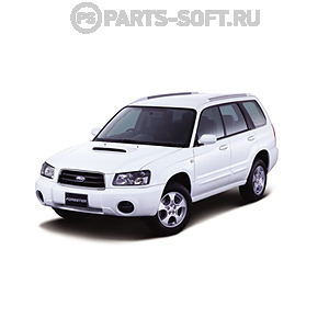 SUBARU FORESTER (SG) 2.0 S Turbo AWD