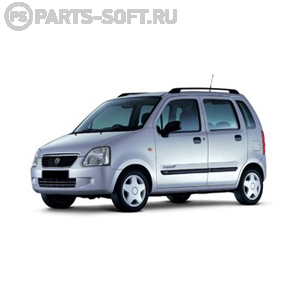 SUZUKI WAGON R+ (MM) 1.3